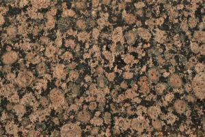 Baltic Brown Finnland | Gesteinsart: Magmatit | Untergruppe: Rapakiwi-Granit | Herkunft: Finnland | Alter: 1200 Mill. Jahre