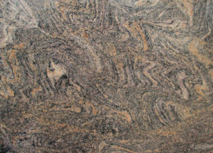 Paradiso Bash Indien | Gesteinsart: Metamorphit | Untergruppe: Migmatit | Herkunft: Indien | Alter: 1800 Mill. Jahre